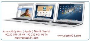 Arnavutköy Mac Apple Servisi