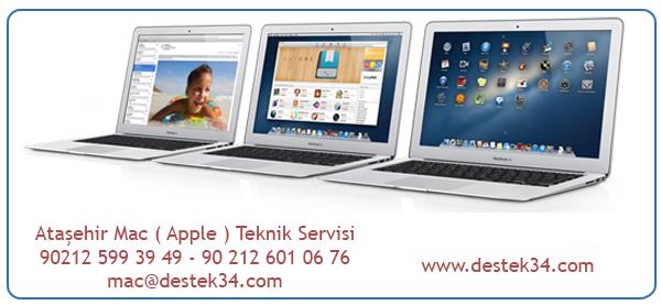 Ataşehir Mac Servisi
